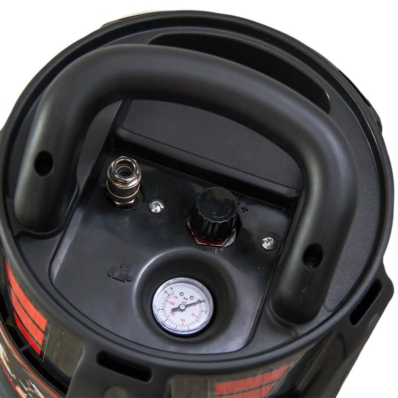 Compresor fara ulei, vertical, silentios, tip VERTO24