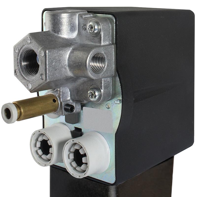 Presostat trifazat Condor MDR3 16A cu contor ore functionare