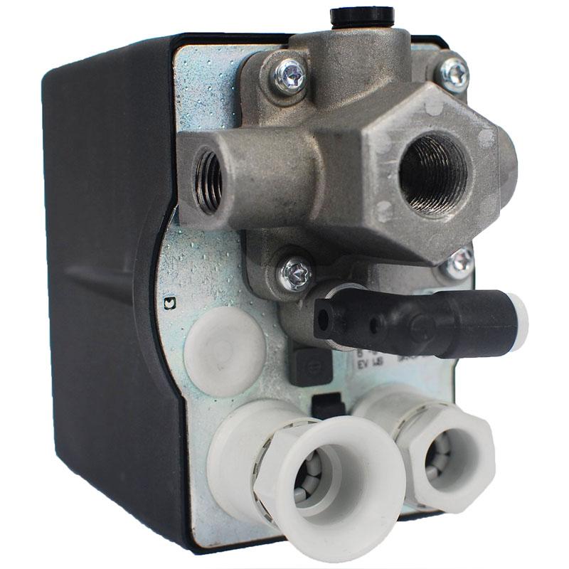 Presostat trifazat Condor MDR3 16A tip 840/3