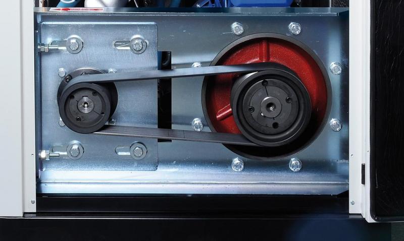 Compresor FIAC cu surub AIRBLOK 1003 DR, 8 bar