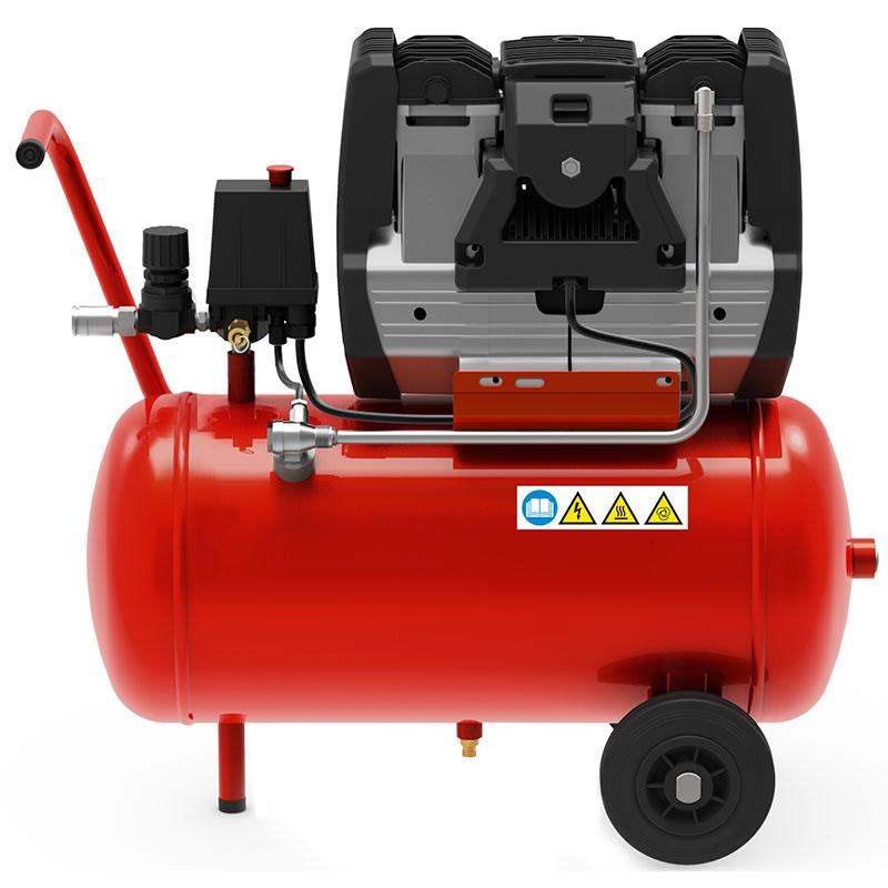 Compresor fara ulei, insonorizat, tip SUPERSILENT24-XS228