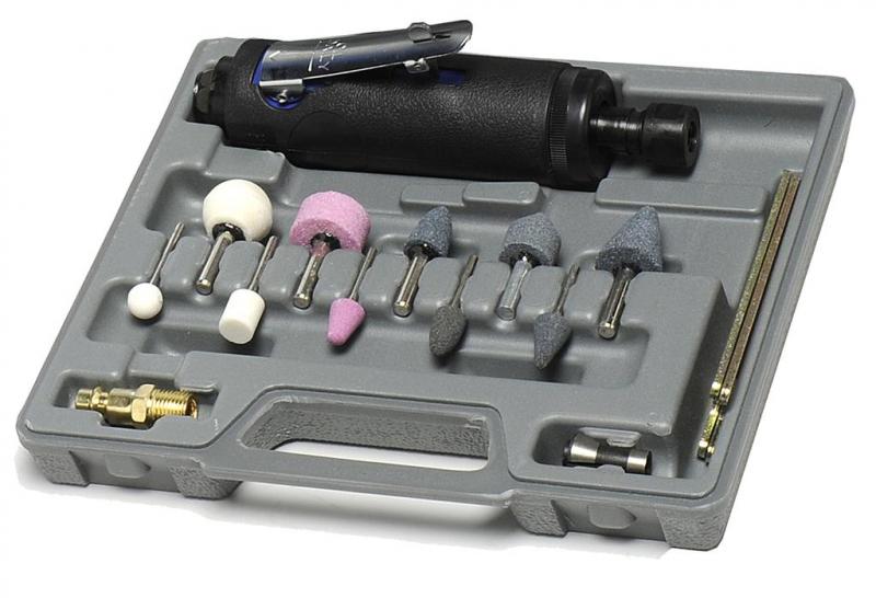 Set polizor drept (biax) MICHELIN, 22000 rot/min, 176 mm, penseta 6 mm