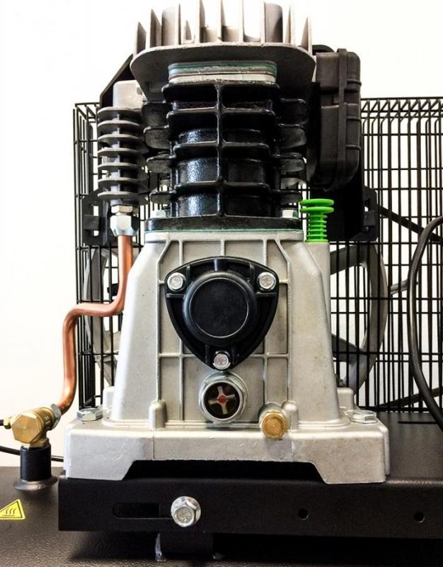 Compresor cu piston INDUSTRIAL tip NEW-AB200-415F LONG LIFE