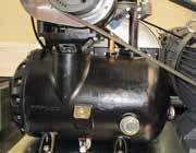 Compresor cu surub tip NEW SILVER 75, 13 bar