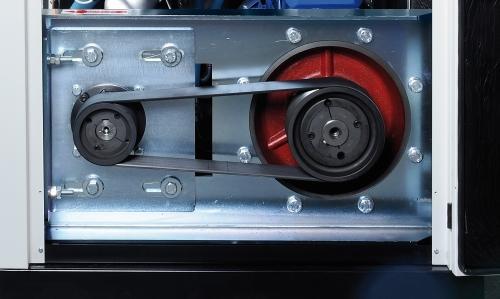 Compresor FIAC cu surub AIRBLOK 203 BD, 10 bar