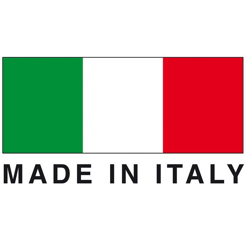 Rezervor de aer 50 l, orizontal, 11bar, vopsit, Made in Italy