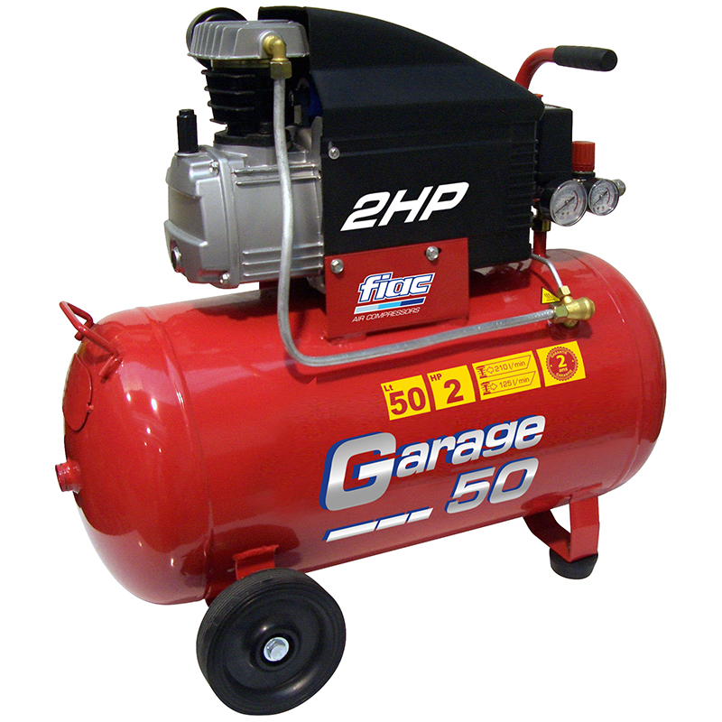 Compresor cu piston tip GARAGE 50
