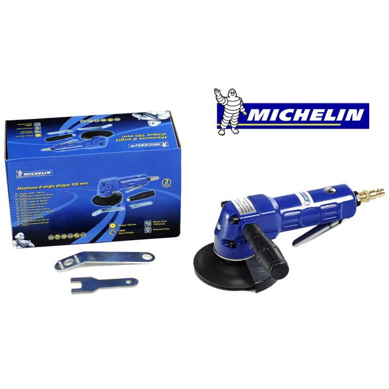 Polizor unghiular pneumatic MICHELIN, 720 W, 6 bar, 170 l/min