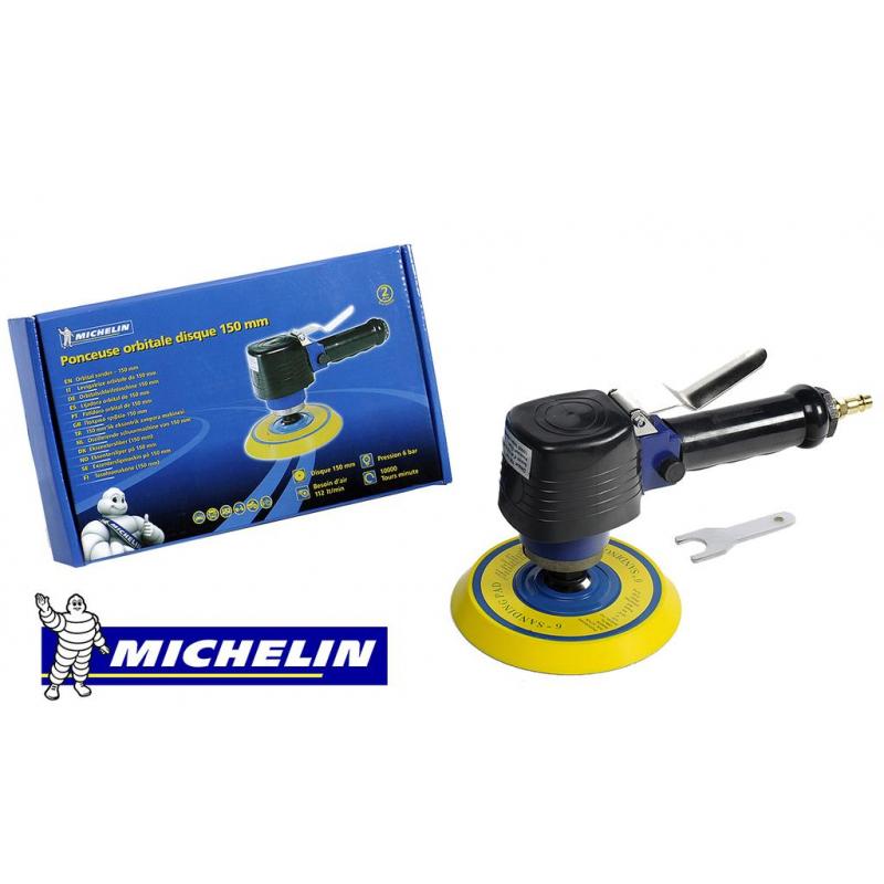 Slefuitor pneumatic cu excentric, 150 mm, 11.000 rpm, MICHELIN