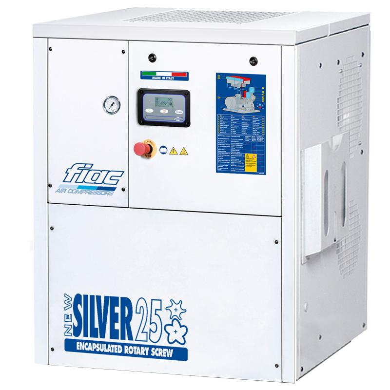 Compresor cu surub tip NEW SILVER 25, 13 bar