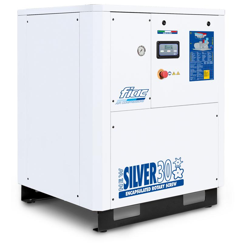 Compresor cu surub tip NEW SILVER 30, 13 bar