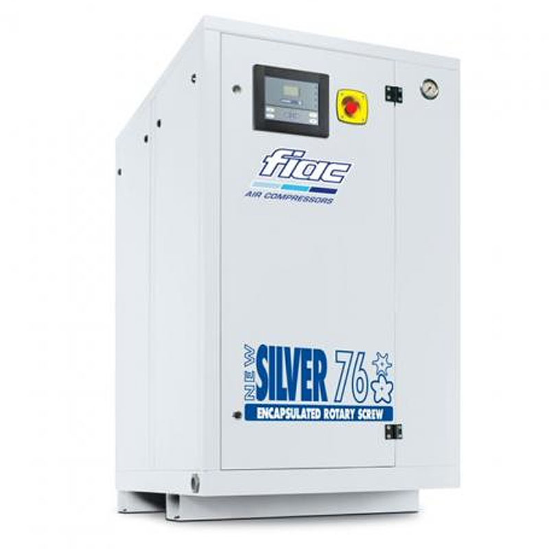 Compresor cu surub tip NEW SILVER 76, 8 bar
