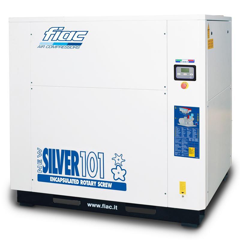 Compresor cu surub tip NEW SILVER 101, 8 bar