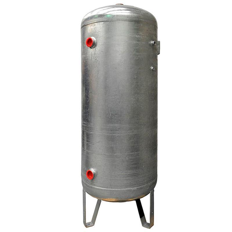 Rezervor de aer 200 l, vertical, 11bar, zincat, Made in Italy
