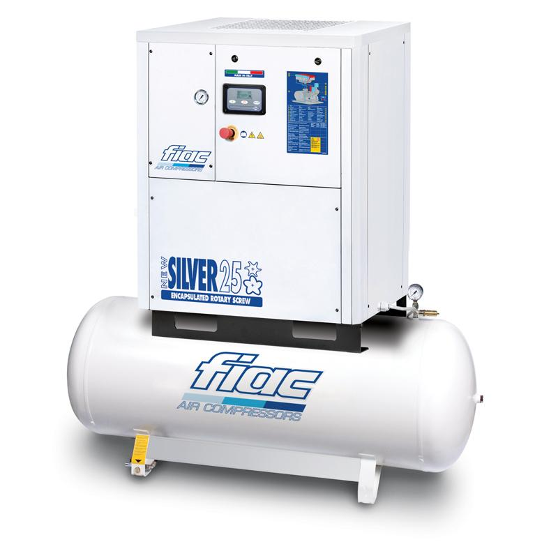 Compresor cu surub tip NEW SILVER 25/500, 8 bar