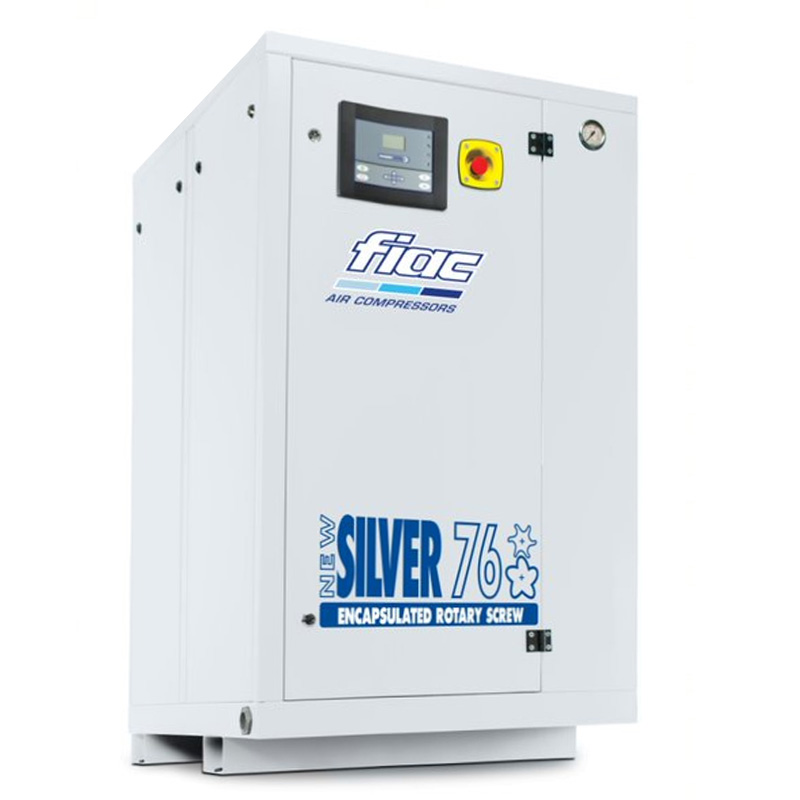 Compresor cu surub tip NEW SILVER 76, 10 bar