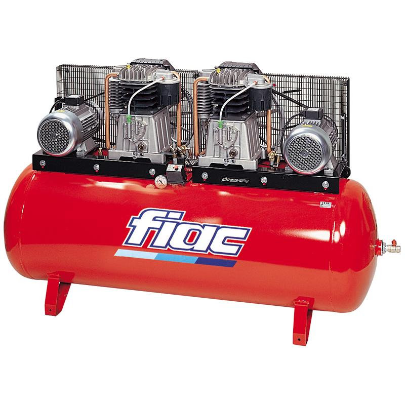 Compresor tandem cu piston, profesional, tip ABT500/1716
