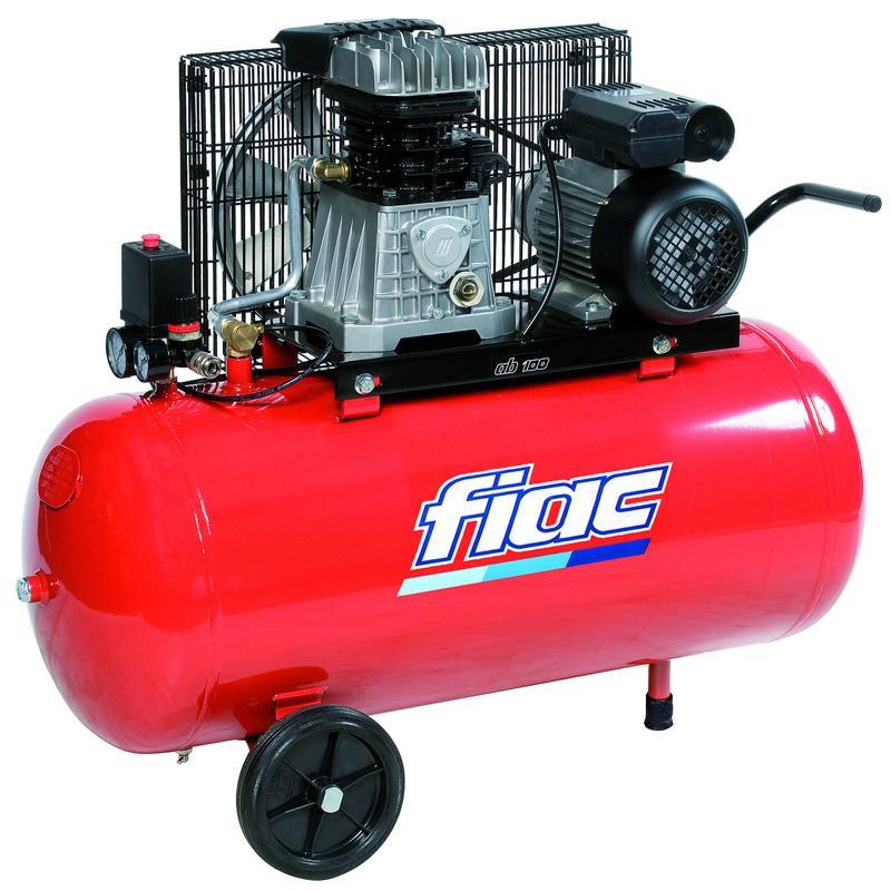 Compresor cu piston, profesional, tip NEW-AB100/350TC