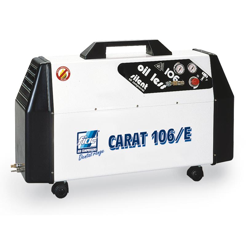 Compresor medical silentios cu uscator CARAT 106/E