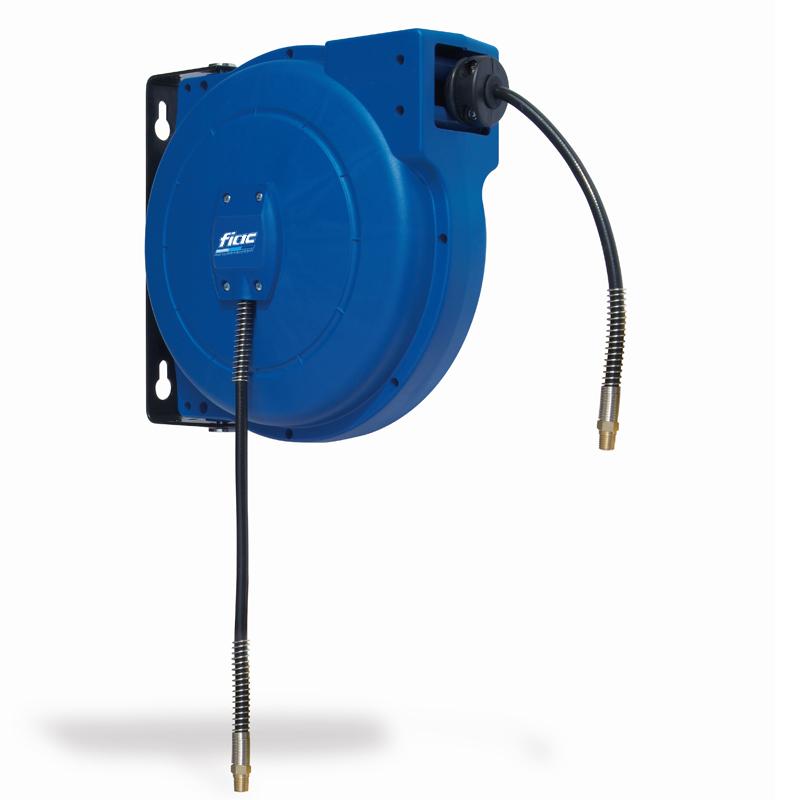 Derulator automat cu furtun, 10 m, 8x6 mm, tip 2252/1