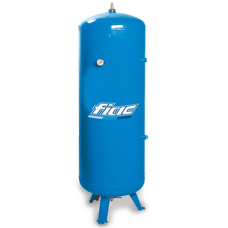Rezervor de aer 150 l, vertical, 11bar, vopsit, Made in Italy