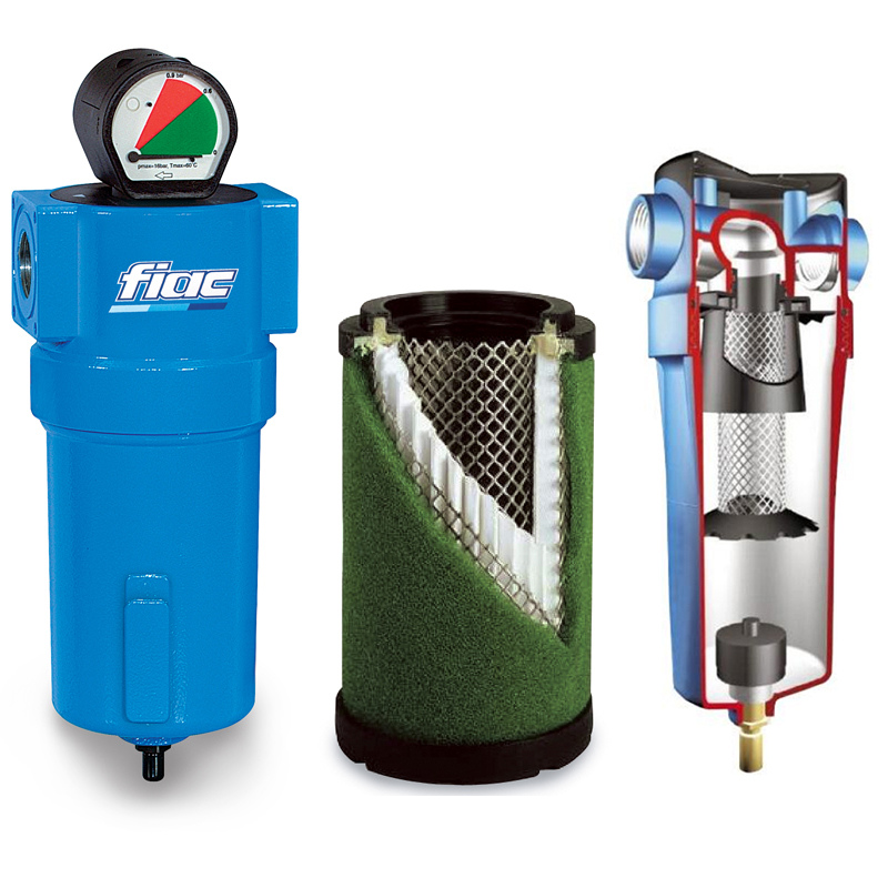 Filtru de aer 1 micron tip FP1000
