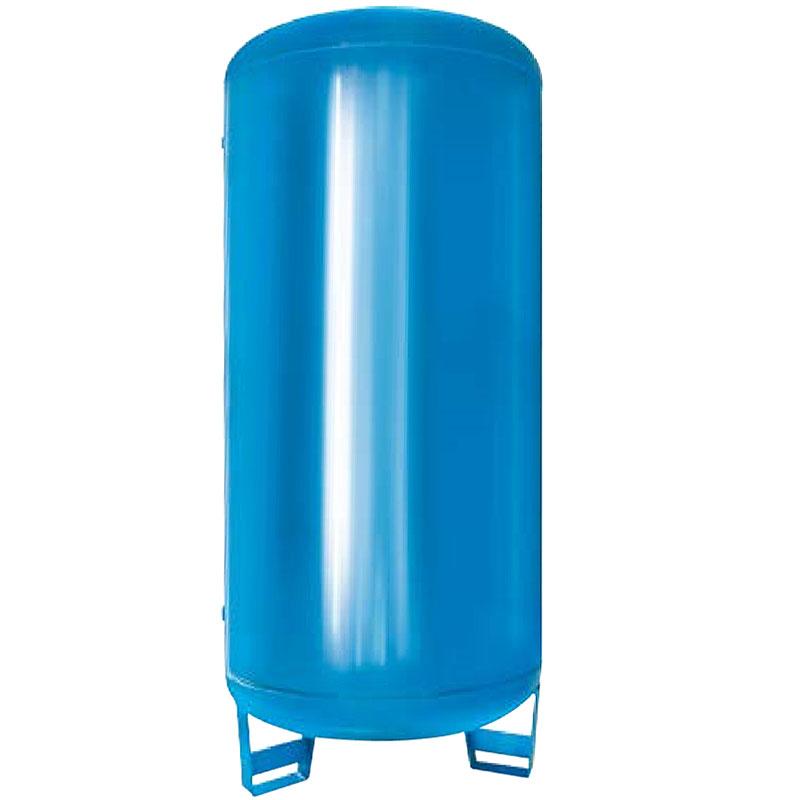 Rezervor de aer 6000 l, vertical, 12bar, vopsit, Made in Italy