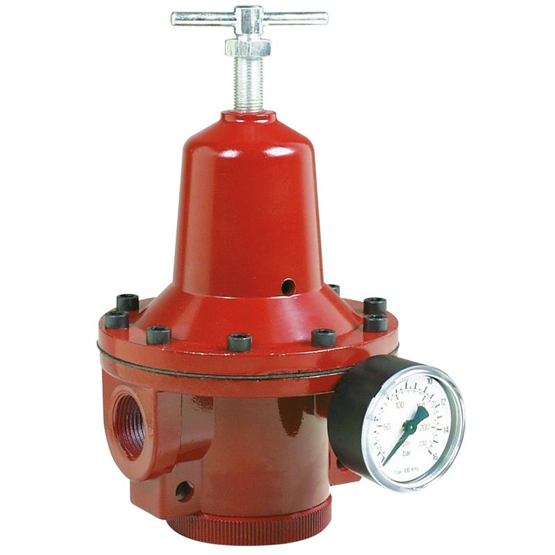 Regulator de presiune de mare capacitate tip 971