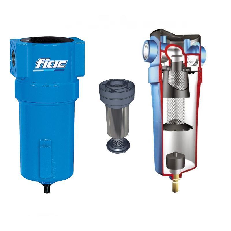 Separator de condens centrifugal tip EK2000