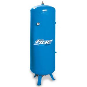 Rezervor de aer 1000 l, vertical, 11bar, vopsit, Made in Italy
