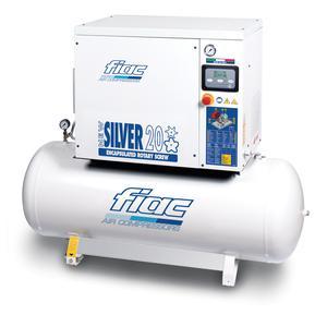 Compresor cu surub NEW SILVER 20/300, 8 bar