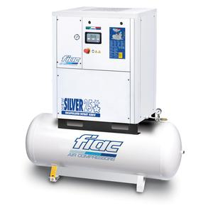 Compresor cu surub tip NEW SILVER 25/500, 10 bar
