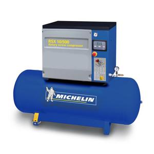 Compresor cu surub tip MICHELIN RSX 10/500