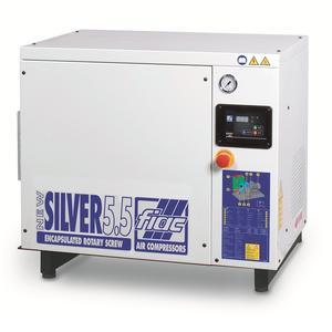 Compresor cu surub, NEW SILVER 5,5, 10 bar