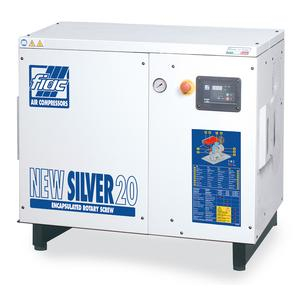 Compresor cu surub tip NEW SILVER 20, 10 bar