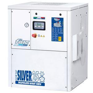 Compresor cu surub tip NEW SILVER 25, 10 bar