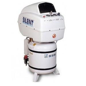 Compresor medical silentios cu uscator DE 50/254 SILENT