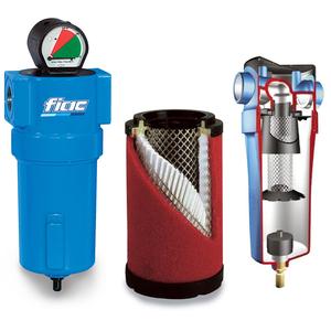 Filtru de aer 0,01 microni tip FD1000