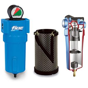 Filtru de carbune activ 0,003 microni tip FC2000